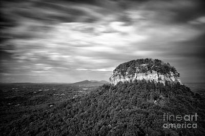 Photograph - Pilot Mountain 3 by Patrick M Lynch