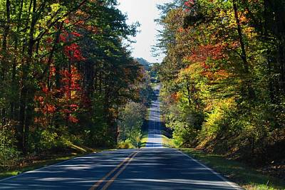 Photograph - Pilot-westfield Road by Kathryn Meyer