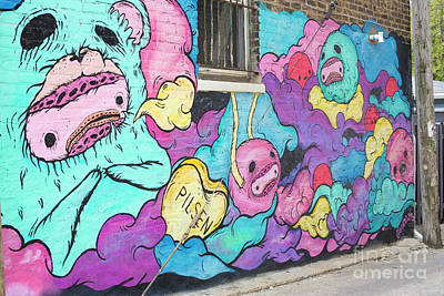 Photograph - Pilsen Mural by Juli Scalzi