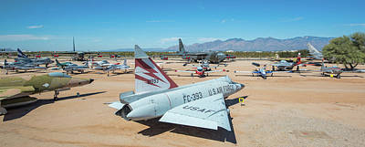 Photograph - Pima Air And Space Museum by Dan McManus