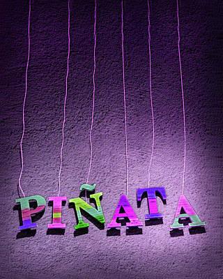 Photograph - Pinata by Nikolyn McDonald