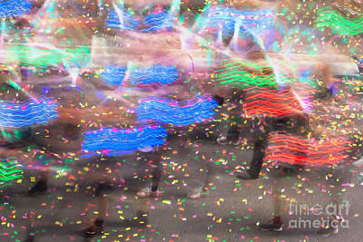 March Photograph - Pinata Party by Az Jackson