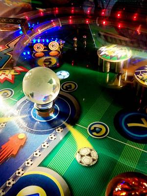 Photograph - Pinball I by Lanita Williams