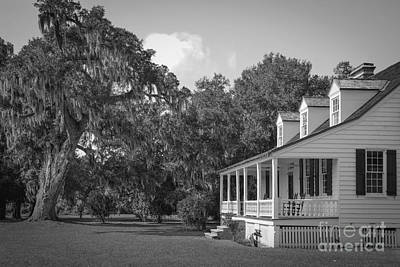 Photograph - Pinckney Homestead by Dale Powell