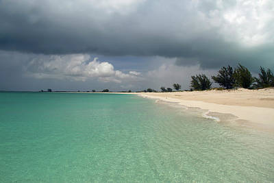 Photograph - Pine Cay Turks And Caicos by Debby Richards