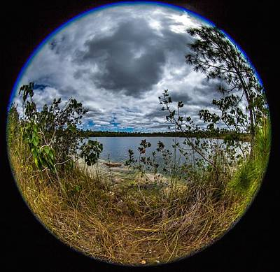 Photograph - Pine Glades Lake 18 by Michael Fryd