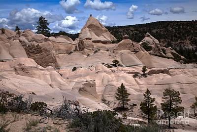 Photograph - Pine Park Utah Tent Rocks by Adam Jewell