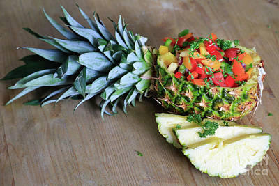 Pineapple Salsa Original by Tracy Hall