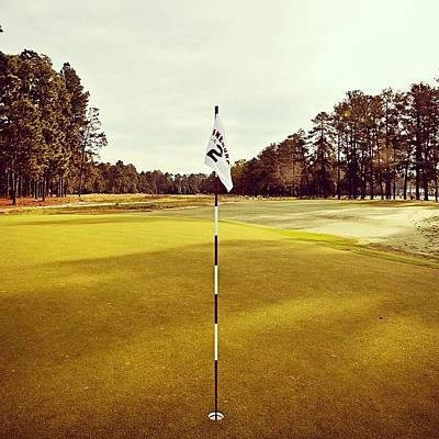 Sports Wall Art - Photograph - Pinehurst #2.. American Icon!! by Scott Pellegrin