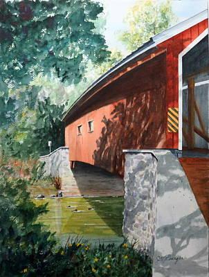Pinetown Bridge Original by Joseph Burger