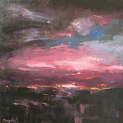 Painting - Pink by Anastasija Kraineva