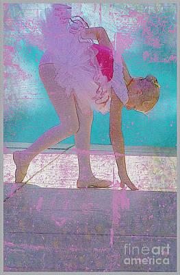 Photograph - Pink Ballerina by Craig J Satterlee