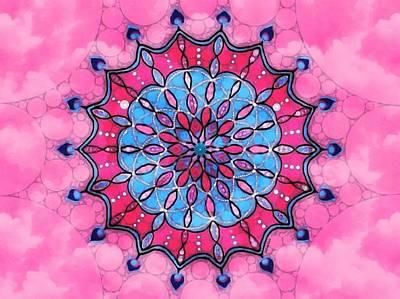 Painting - Pink Beauty by Gabriella Weninger - David