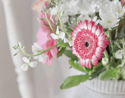 Photograph - Pink Blooms Love by Kim Hojnacki
