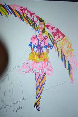 Photograph - Pink Bonnet Beautiful by Love Art Wonders By God