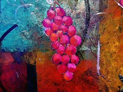 Pink Cellar Art Print by Lisa Kaiser