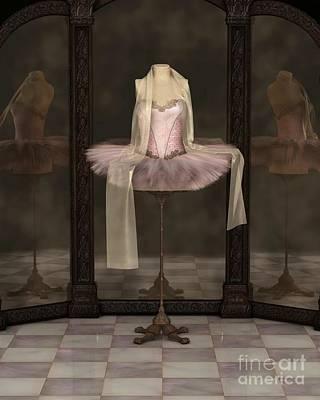 5283f8486 Dress Form Digital Art
