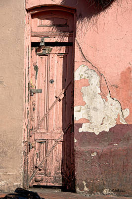 Photograph - Pink Closet by Christopher Holmes