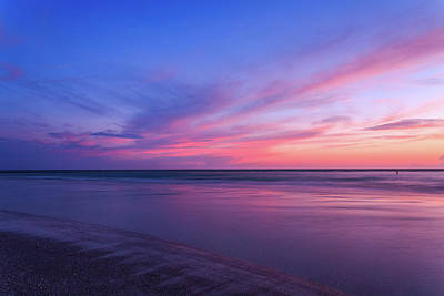 Photograph - Pink Clouds And Water by Doug Camara