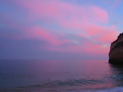 Pink Clouds Photograph - Pink Clouds by Nat Air Craft