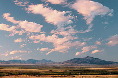 Photograph - Pink Clouds by Todd Klassy
