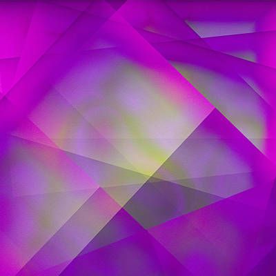 Digital Art - Pink Color Package by Mihaela Stancu