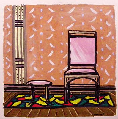 Painting - Pink Duet by John Williams