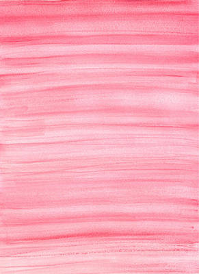 Pink Art Print by Eric Forster