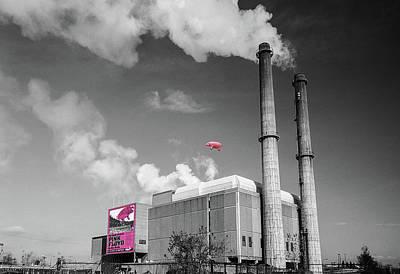 Pop Art - Pink Floyd, Montreal, July 1977 by Mal Bray