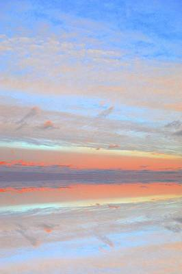 Digital Art - Pink In The Clouds Two by Lyle Crump
