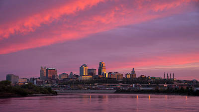 Photograph - Pink Kc II by Ryan Heffron