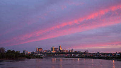Photograph - Pink Kc IIi by Ryan Heffron