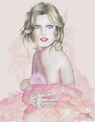 Pink Lady Original by Samantha Burns