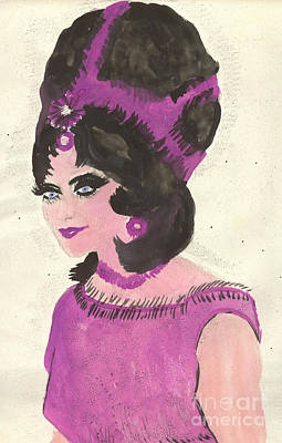 Painting - Pink Lady by Sonya Chalmers