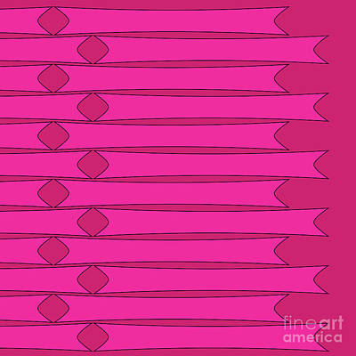 Royalty-Free and Rights-Managed Images - Pink Linear by L Bee