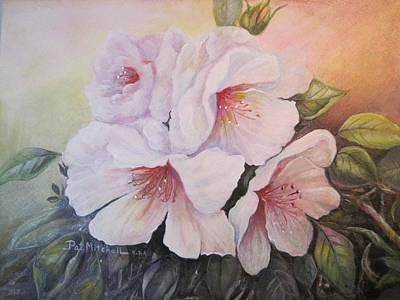 Painting - Pink Mist by Patricia Schneider Mitchell