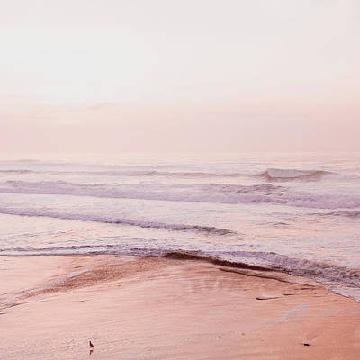 Photograph - Pink Pacific Beach by Bonnie Bruno