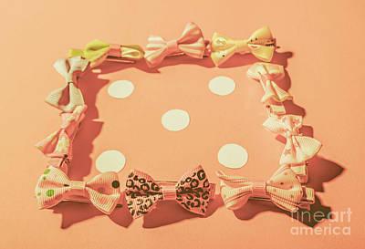 Knot Photograph - Pink Pastel Fashion Celebration by Jorgo Photography - Wall Art Gallery