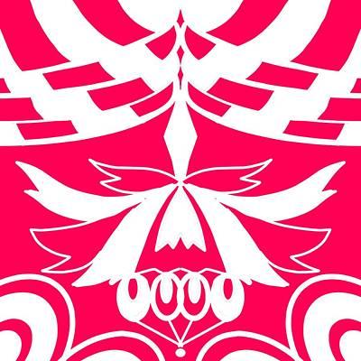 Painting - Pink Patterns by Pratyasha Nithin