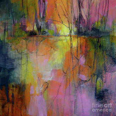 Painting - Pink Pleasure by Melody Cleary