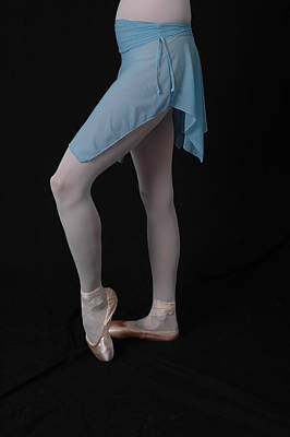 Photograph - Ballet Practice by Nancy Taylor