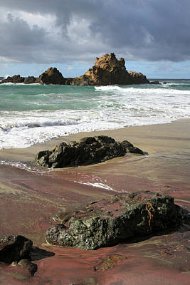 Photograph - Pink Sand Beach by Pierre Leclerc Photography