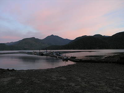 Photograph - Pink Skies by Nootka Sound