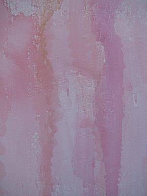 Pink Skirt Art Print by Lindie Racz