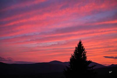 Photograph - Pink Sky by Alana Ranney