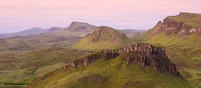 Photograph - Pink Skye  by Stephen Taylor