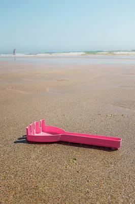 Photograph - Pink Spade by Carlos Caetano