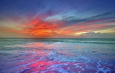 Photograph - Pink Waters In Molokai by Tara Turner