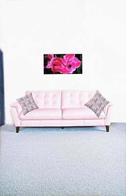 Photograph - Big Pink by Nareeta Martin