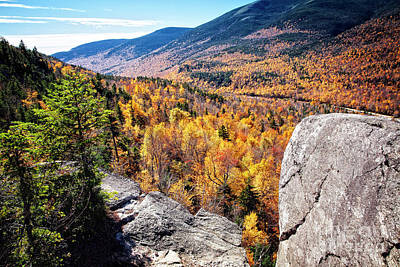 Photograph - Pinkham Notch by Scott Kemper